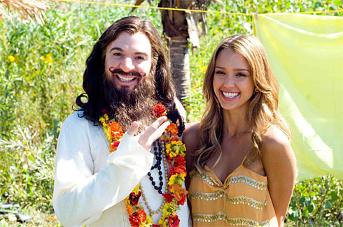Mike Myers as Pitka from The Love Guru