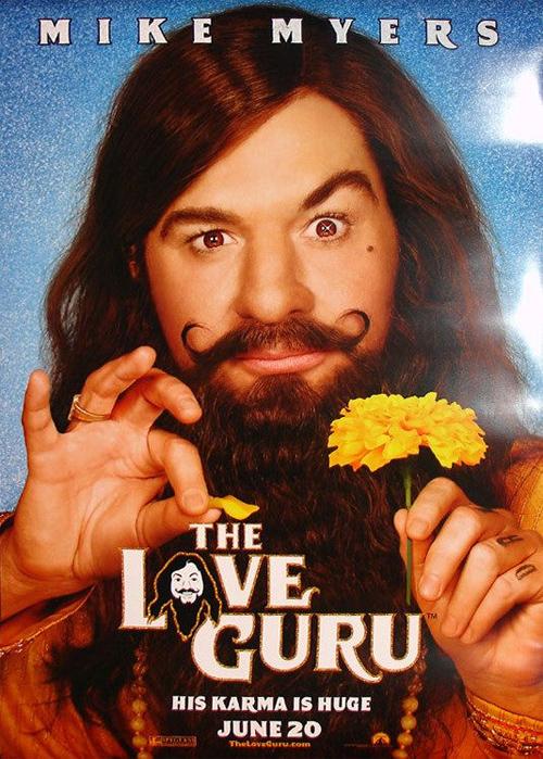 The Love Guru Poster