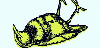 Chuck Palahniuk's Lullaby