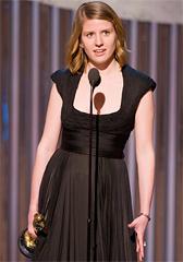 Markéta Irglová at the Oscars