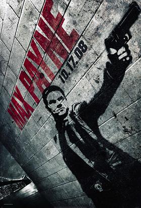 Max Payne Poster