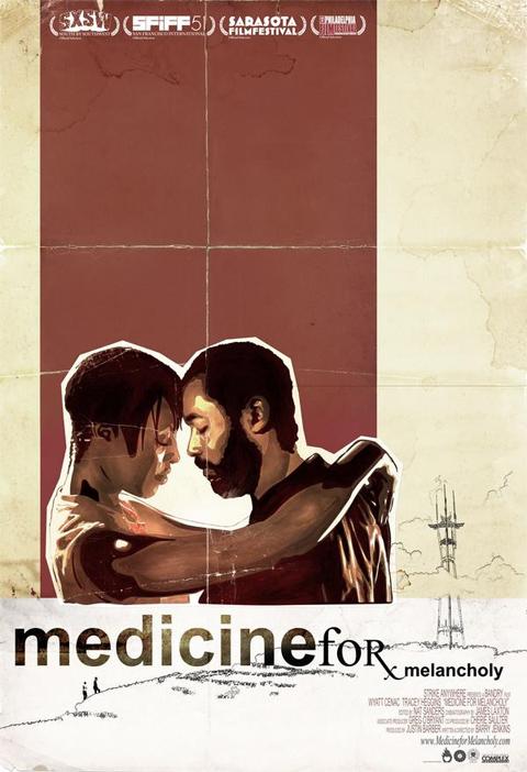 Medicine For Melancholy Poster
