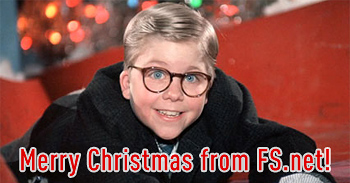 Merry Christmas from FirstShowing.net