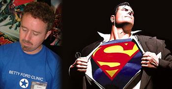 Mark Millar and Superman