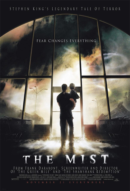 Stephen King's The Mist Poster
