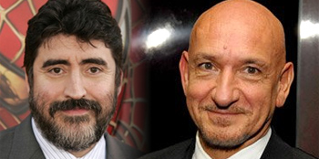 Alfred Molina and Ben Kingsley Join Prince of Persia!