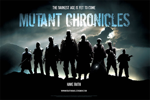The Mutant Chronicles