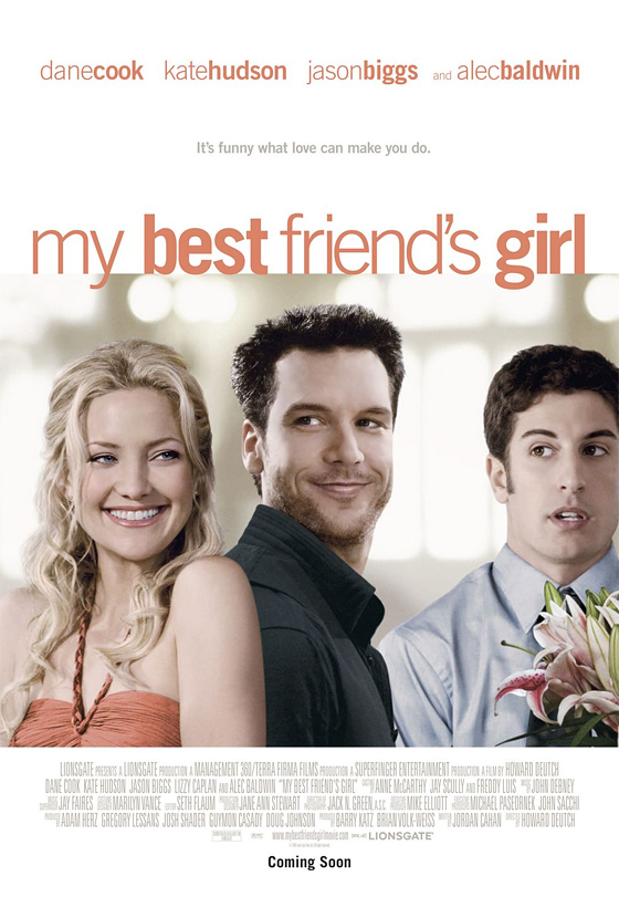my best friends girl poster lead dane cook hates it