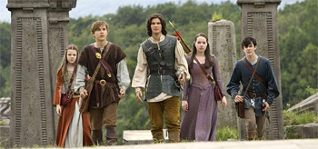 Dark New Chronicles of Narnia: Prince Caspian Trailer