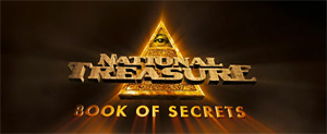 National Treasure 2 teaser trailer