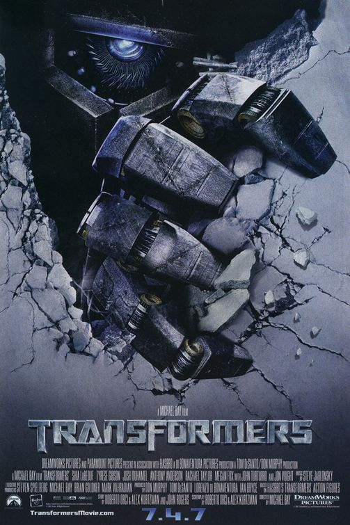 + Transformers Friday:  Two Poster American New Gangster