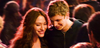 First Teaser Poster for Nick and Norah's Infinite Playlist
