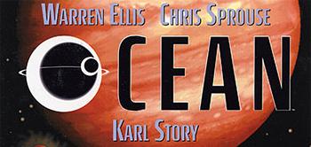 Warren Ellis' Ocean