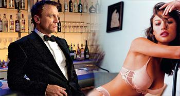 Olga Kurylenko is the Real Bond Girl