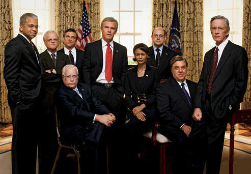Oliver Stone's Complete White House Cabinet