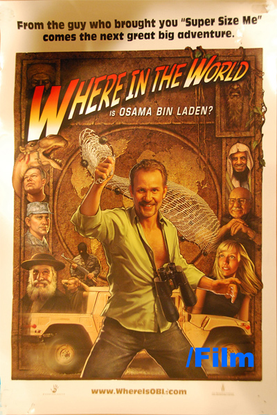 Where in the World Is Osama Bin Laden? Poster