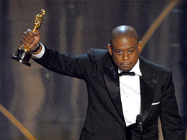 Forest Whitaker at the Oscars