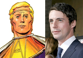 Matthew Goode is Ozymandias / Adrian Veidt