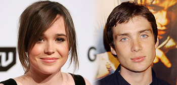 Cillian Murphy and Ellen Page
