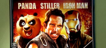 Ben Stiller's Tropic Thunder Viral Video Spoof