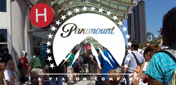 Paramount at Comic-Con