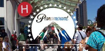 Paramount at Comic-Con