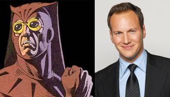 Patrick Wilson is Nite-Owl