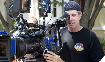 Pete Segal Filming Get Smart