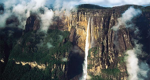 Tepui Mountains