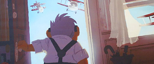 First Look: Pixar's Up