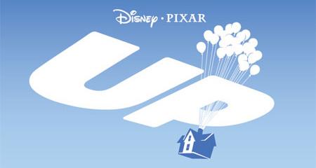 Pixar's Up Logo