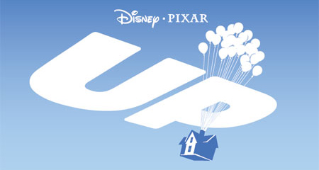 Pixar's Up Logo