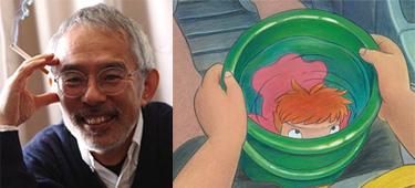 Toshio Suzuki's Interview About Hayao Miyazaki's Ponyo on a Cliff