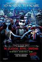 Nightmare Before Christmas 3D