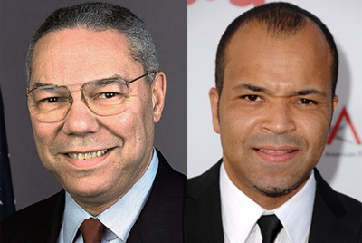 Jeffrey Wright as Colin Powell
