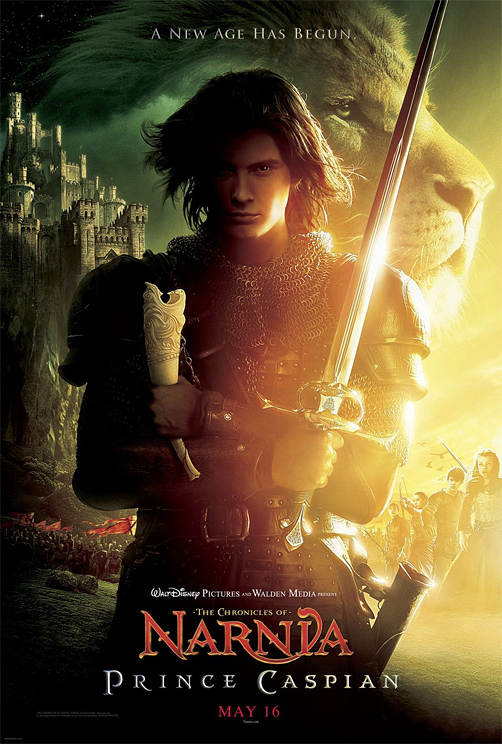Chronicles of Narnia: Prince Caspian Poster