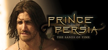 First Look: Jake Gyllenhaal in Prince of Persia: The Sands of Time!