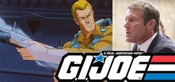Dennis Quaid Cast in G.I. Joe Movie as General Hawk