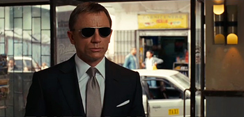 Quantum of Solace TV Spots