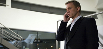 Quantum of Solace Teaser Trailer