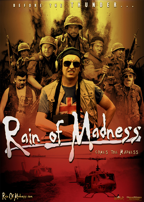 Rain of Madness Poster