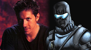 Ray Park Cast as Snake Eyes in G.I. Joe