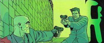 Warren Ellis' Comic 'Red' Also Being Adapted