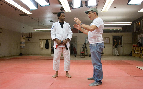 Chiwetel Ejiofor in Redbelt