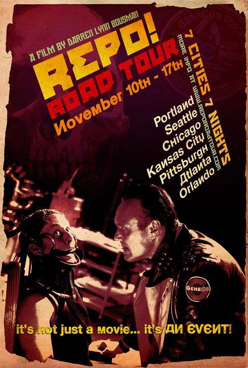 Repo Road Tour
