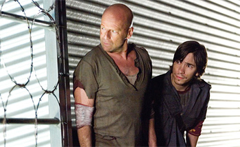 Live Free or Die Hard Review