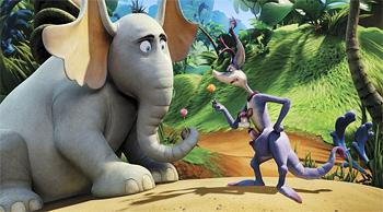 Horton Hears a Who Review