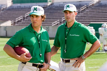 Work together to reignite the football spirit in we are marshall