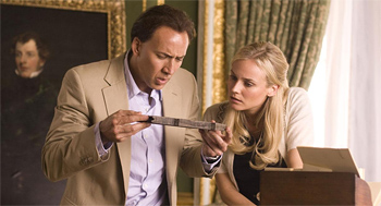 National Treasure: Book of Secrets Review
