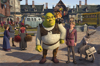 Shrek the Third Review